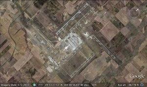 Geo Prison14 DIA-denver international airport swatika