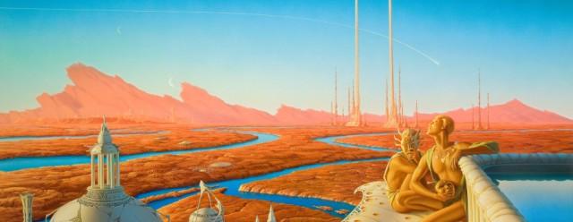 Mars Ancients