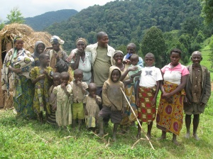 African Pygmy Tribe