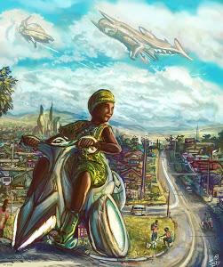 Elder Scroll-8 futuristic southafrica