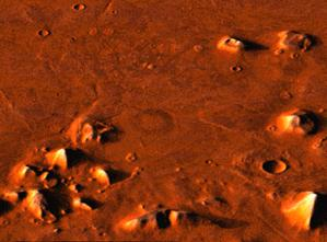 Jurassic world cydonia red